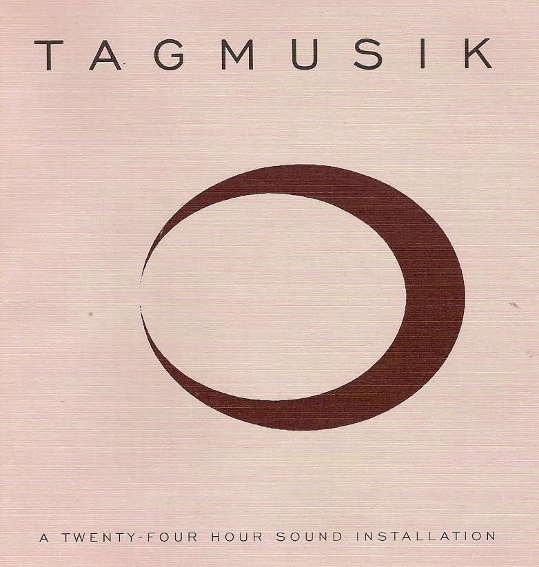 Tagmusik: A twenty-four hour sound installation